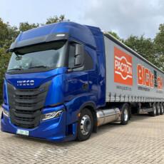 BIGtruck roadtest IVECO S-WAY NP