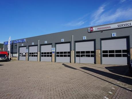 IVECO Schouten vestiging Nijmegen Thumbnail