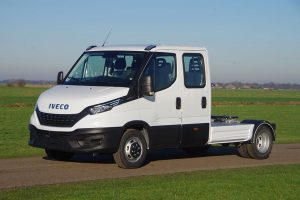 IVECO Daily BE-trekker dubbele cabine