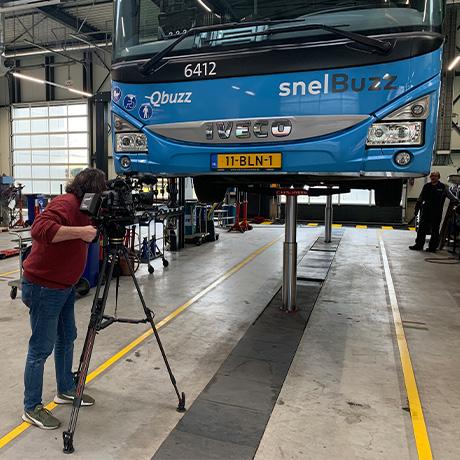 IVECO Schouten bij RTL Z Next Level Automotive