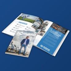 IVECO Schouten presenteert Forward Magazine - 50 jaar