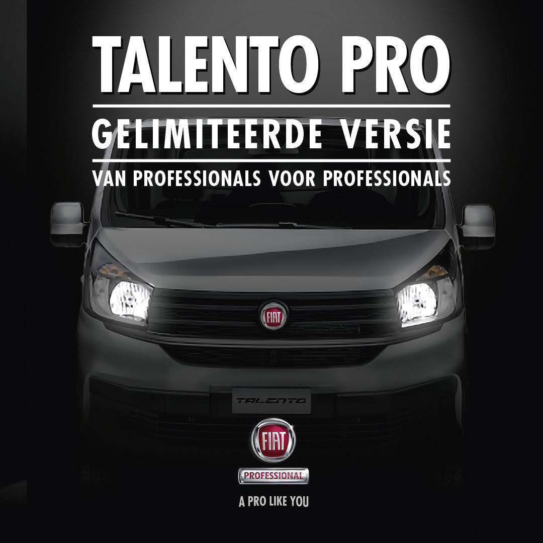 Fiat Talento PRO