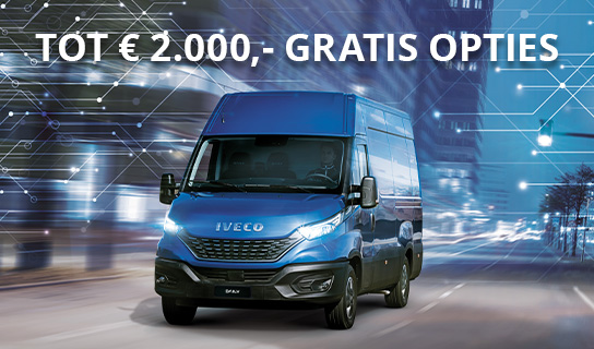 IVECO Daily optiekorting