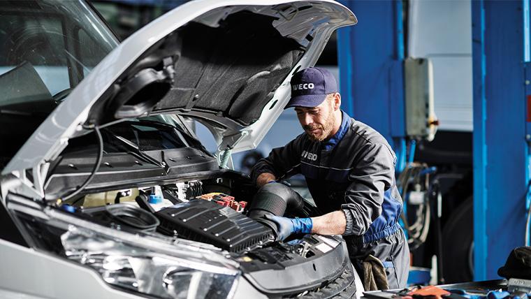 Vacature Technisch specialist bedrijfswagens Tiel