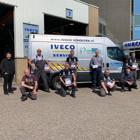 IVECO Service Challenge 2020