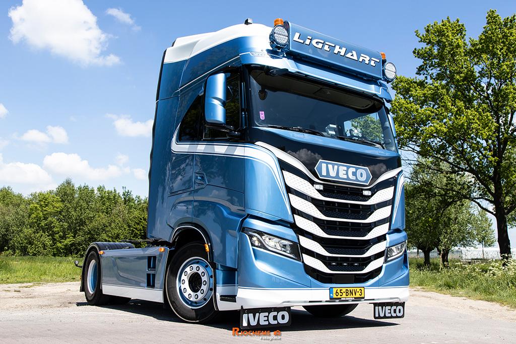 Nieuwe IVECO S-WAY voor Ligthart Transport