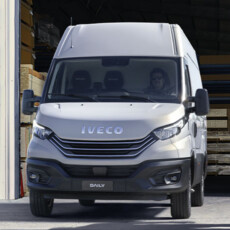 Nieuwe IVECO Daily MY22